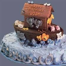 noah ark baby shower noah s ark buttercream baby shower cake cakecentral