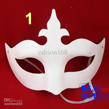unpainted masks new unpainted paper mache mardi gras eye mask craft