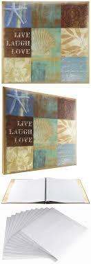 expandable photo albums albums and refills 33875 live laugh expandable