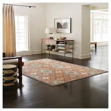 Throw Rug On Top Of Carpet Sedona Tile Accent Rug Threshold Target