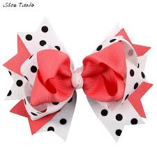 kids hair accessories kids hair dot bow hairband babies are beautiful store