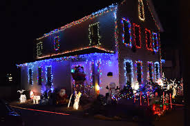 Outside Christmas Decorations Ireland by Led Red Spotlight Christmas Lights Walmart Com By Gemmy Imanada