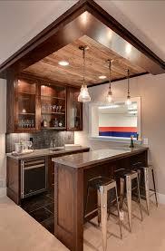 Basement Kitchen Bar Ideas Kitchen Stool Diy Kitchens Basement Breakfast For Small Galley