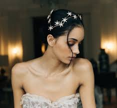 hair accessory wedding hair accessories that are chic celestial and totally out