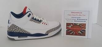 air jordan 3 sketch by tinker hatfield auctioned off for charity