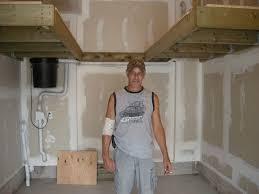 how to build garage overhead shelfs awesome innovative home design