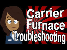 carrier furnace blinking yellow light carrier furnace troubleshooting youtube