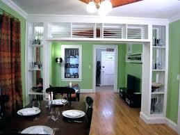 Half Wall Room Divider Half Wall Bookcase Room Divider Hercegnovi2021 Me