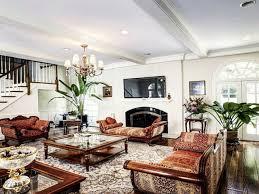 luxury entertainment room