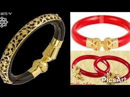 shakha pola bangles bengali gold shakha pola bangle designs
