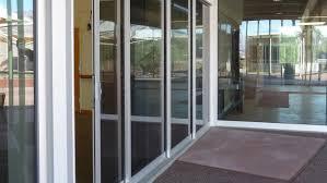 door cute curtains for 3 panel sliding glass door phenomenal