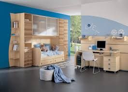 bedroom marvelous cute kids room design ideas with blue wooden