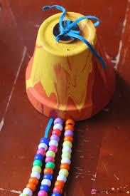 kid u0027s craft ideas garden wind chimes