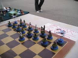murdock u0027s marauders trading post star wars chess set