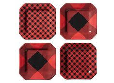 black friday target greeley co adam lippes for target melamine tray set 4pc red plaid 25