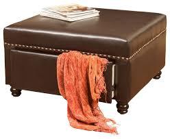 storage footstool ottoman storage ideas