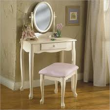 White Vanity Table With Mirror Vanity Desk Mirror With Lights Glass Top Fantastic Dressing Table