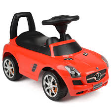 toy ferrari children u0027s ride on suv car toy mercedes benz amg sls with sound