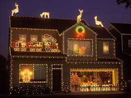 Ideas On Decorating Outside Windows For Christmas by Christmas Christmas Light Ideas Best Outside For