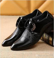 big size 46 office dress shoes for men suit italian wedding