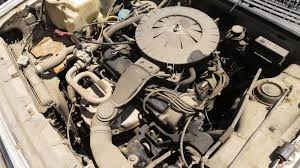mitsubishi adventure engine junkyard find 1988 mitsubishi precis the truth about cars