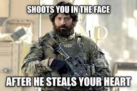 Special Meme - livememe com overly attractive kiwi special forces