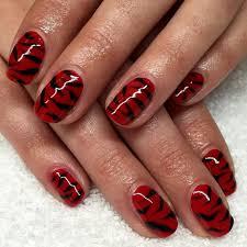 21 red nail art designs ideas design trends premium psd
