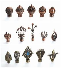 Curtain Rod Finial Finials For Curtain Rods Finials For Curtain Rod
