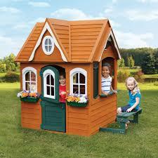 big backyard georgian playhouse backyard and yard design for village
