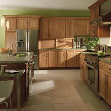 mission oak kitchen cabinets mission style cabinets vs shaker style shenandoah mission cabinets