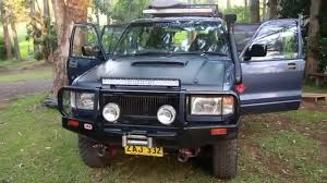 jeep camping mods 4x4 camper conversion on a budget isuzu trooper holden jackaroo