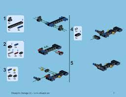 lego mini cooper instructions sheepo u0027s garage volkswagen type 2 t1 bus instructions