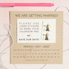 calendar save the date these free printable calendar style photo save the dates are the