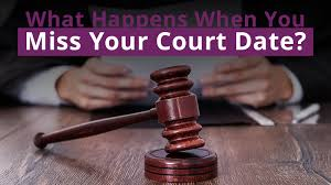 What Happens When You Get A Bench Warrant Blog What Happens When You Miss Your Court Date Free At Last