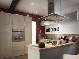 cuisine ouverte moderne modele de cuisine avec ilot central une ouverte qui bar