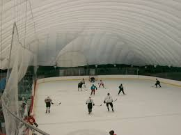 this 29 659 sq ft ice rink u0026 hockey air structure is located in