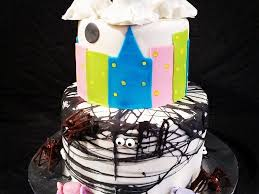 halloween powerpuff girls cake cakecentral com