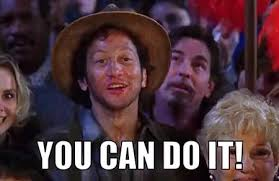 Waterboy Meme - post you can do it waterboy gif create discover and share on gfycat