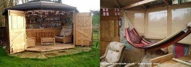 awesome backyard sheds turned into pubs u2013 cube breaker