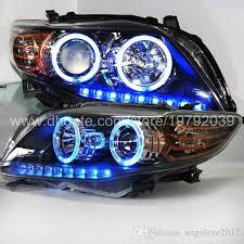 2010 toyota corolla brake light bulb 2018 2008 2010 year toyota corolla altis led headlights led blue