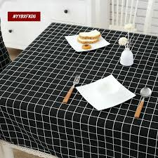 black and white tablecloth black tablecloths 90 x 156 inches