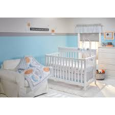 Spaceship Crib Bedding by Moon Baby Bedding Bedding Queen