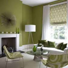 living room ideas cream and green