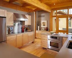 Lindal Cedar Homes Floor Plans by Kitchen Architect Designed Lindal Home In Innsbrook Mo Flickr