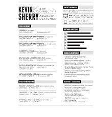 Date Of Availability Resume Résumé U2014 Kevin Sherry