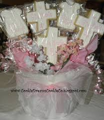 centerpieces for baptism cookie dreams cookie co christening cookie centerpieces