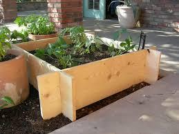 garden box ideas boxes garden open vegetable gardening ideas