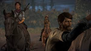 the walking dead a new frontier u0027 is so much better than the tv show