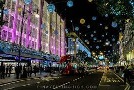 london christmas lights walking tour christmas in london christmas walking tour in london part 1