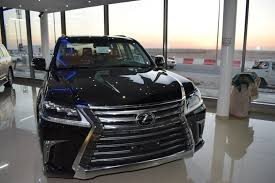 lexus uae lx lexus lx 570 station 2016 available in uae saad al saiari car show